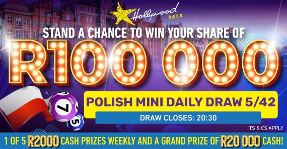 Polish Mini Daily Draw 5/42