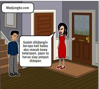 ciri istri tidak puas dengan suaminya