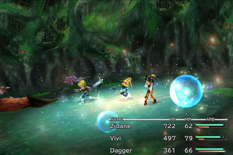Nostalgia Bermain Final Fantasy IX di Android