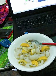 Resep Asinan Rambutan