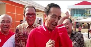 Jokowi Ulang Tahun, Luhut: Tak Pernah Berubah Sejak Pertama Bertemu
