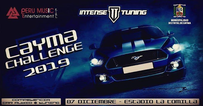 Cayma Challenge 2019 - 07 de diciembre