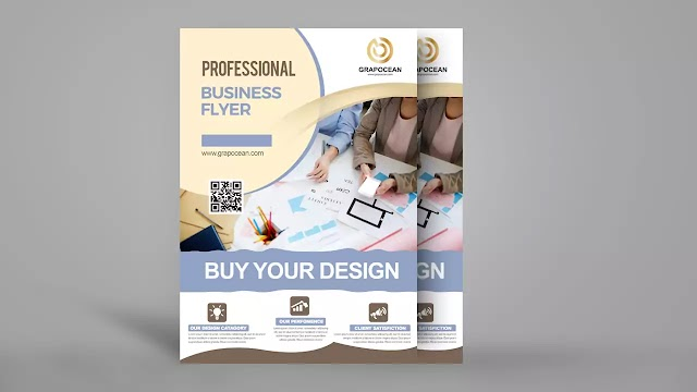 How To Make a Business Flyer - Adobe Photoshop Tutorial