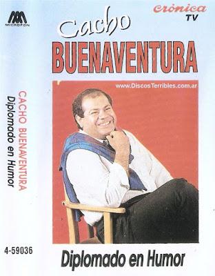 Cacho Buenaventura - Diplomado en humor