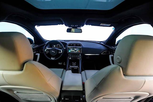 Jaguar F-Pace 2.0 2018 - preço