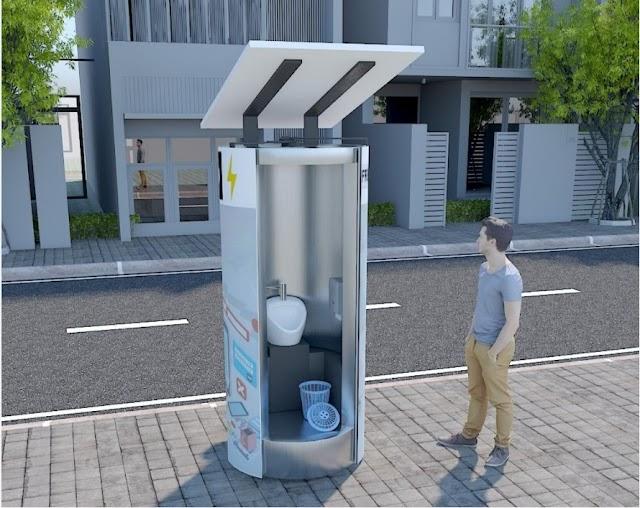 Đà Nẵng dự kiến triển khai xây dựng 300 nhà vệ sinh thông minh