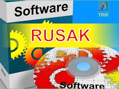 Cara Atasi Software Rusak (Selain Virus, Apa saja yang Mengancam Software)
