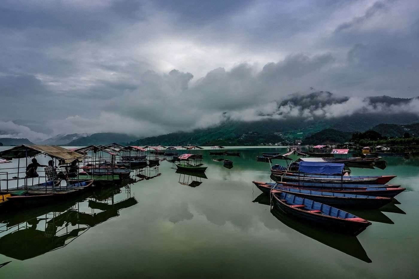 Pokhara, Nepal - 8 most beautiful and best cities to visit in asia