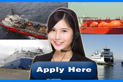 Hiring Crew For PSV, RORO, LNG, Ferry, Oil Chem, Dredger, LPG Vessel