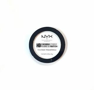 NYX Professional Make Up High Definition Finishing Powder