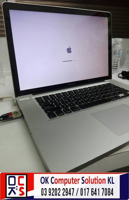 [SOLVED] SERVIS FAN MACBOOK PRO A1286 |REPAIR MAC ALAM DAMAI 3