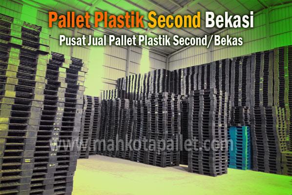 Jual Pallet Plastik Second Bekasi