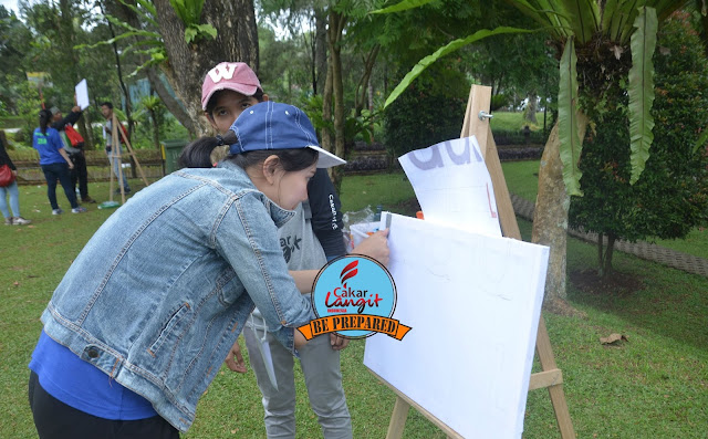 Paket Outbound di Capung Resort Pancawati