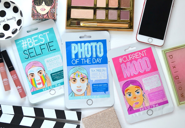 Fashion Angels Sheet Masks