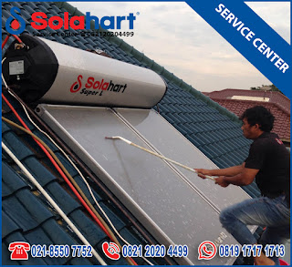 Service Center Solahart Jakarta Group