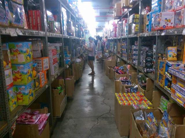 六信玩具批發倉庫