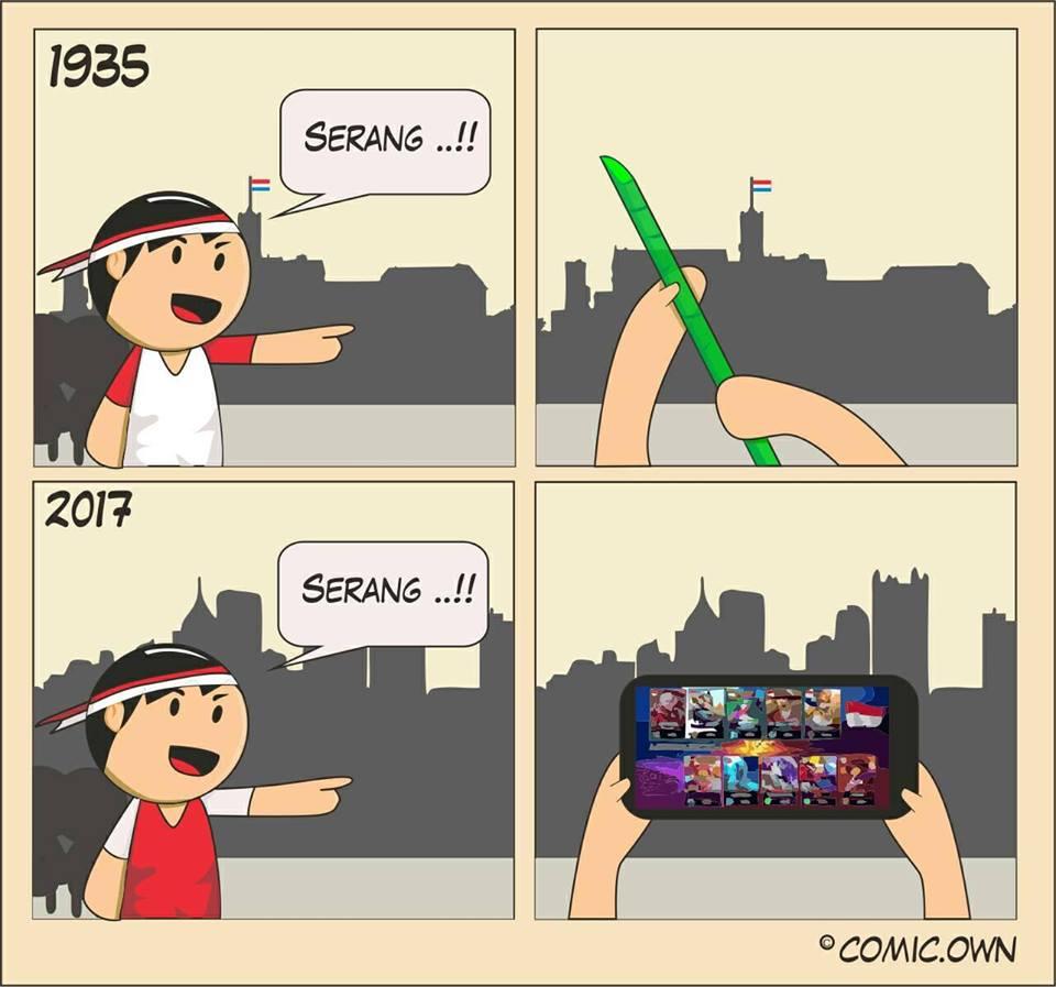 10 meme jaman old vs jaman now ini kocaknya malah bikin nostalgia