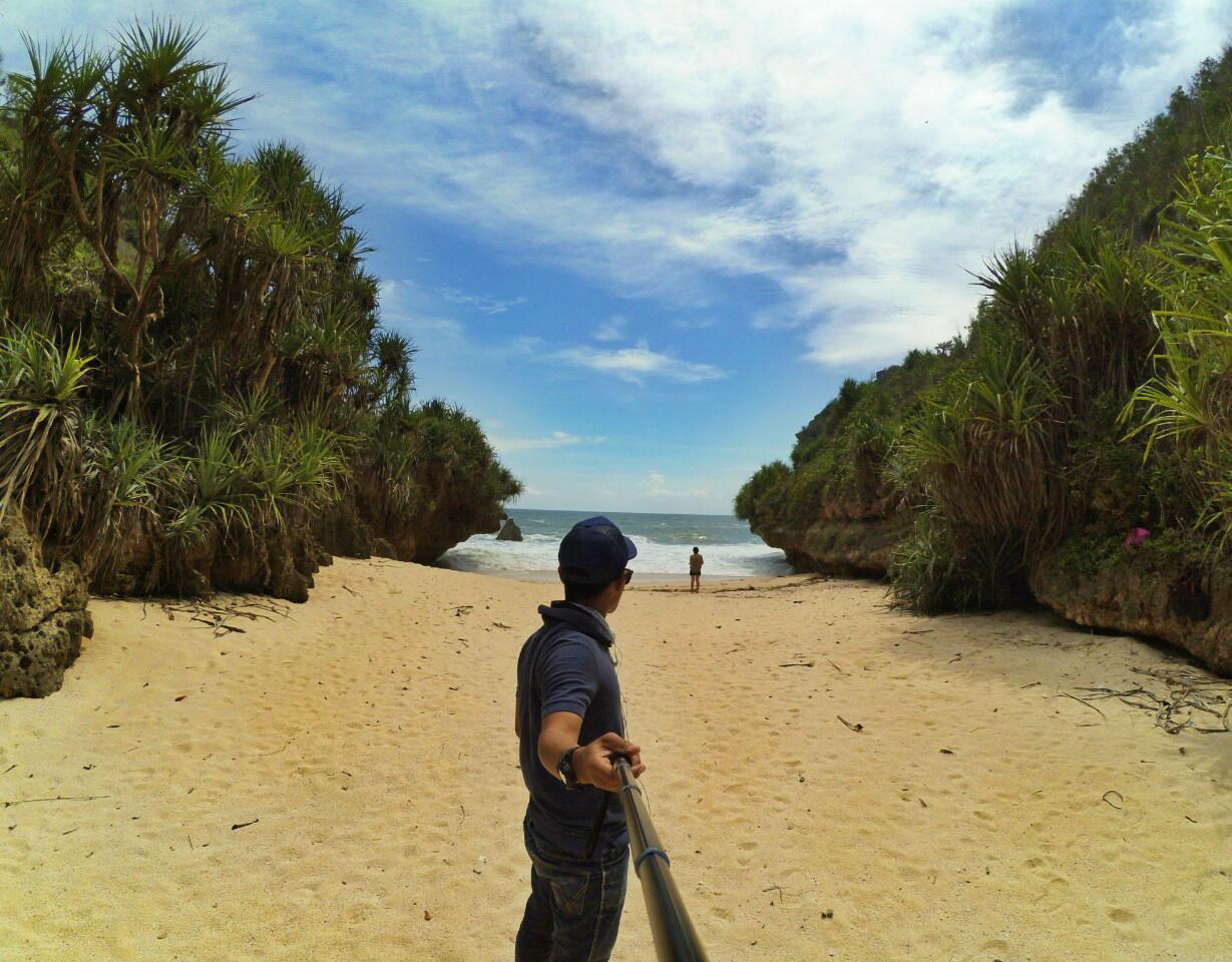 Wisata Jogja Terbaru 2016 Pantai Srakung Jogja