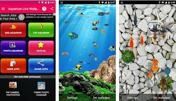aplikasi tema animasi bergerak di android