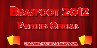patch italiano brasfoot 2012