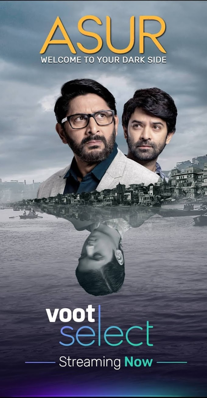 Asur S01 Hindi 720p WEBRip