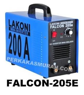 mesin las lakoni falcon 205e, harga mesin las lakoni falcon 205e, lakoni mesin las inverter falcon 205e, Dealer Lakoni Jakarta, Perkakas Murah Jakarta, Jual mesin las lakoni falcon 205e, CV liman teknik