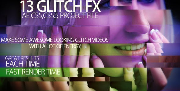 Video glitch FX[Videohive][After Effects][2753756]