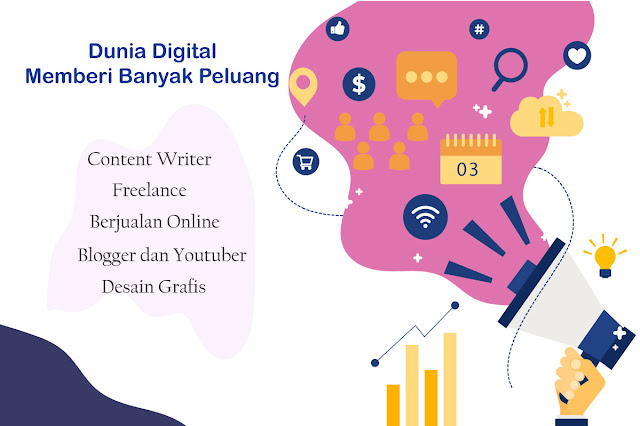 Peluang dunia digital