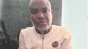 Take me to preason from SSS, Nnamdi Kanu cries out as his heart problem worsens.