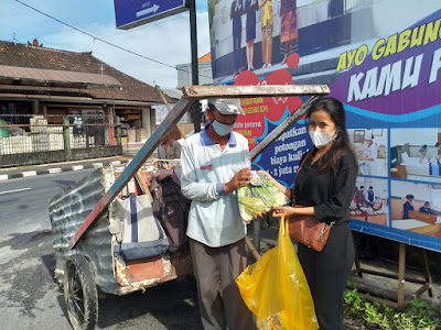 Bakti Sosial SMK TI Bali Global Badung Globaliti Badung Care Panti Asuhan Putra William Boot, Panti Asuhan Wisma Anak-anak Harapan