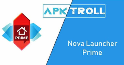Nova Launcher Prime (paid) Apk for android