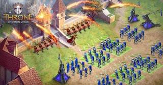 تحميل لعبة Throne Kingdom at War للكمبيوتر