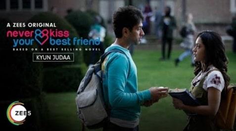 Kyun Judaa Lyrics, Armaan Malik, never kiss your best friend