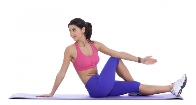 lower back pain - hips stretching