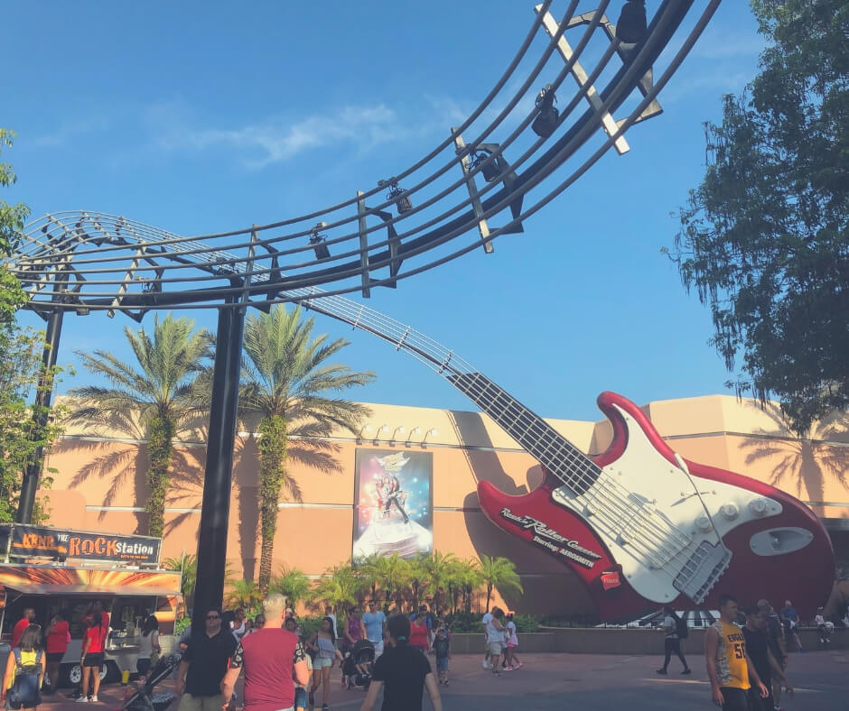 Top 7 Things You Should Do At Hollywood Studios, Walt Disney World | Do you like roller coasters? You'll love Rock 'n' Roller Coaster.