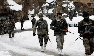 compliction-in-laddakh-army