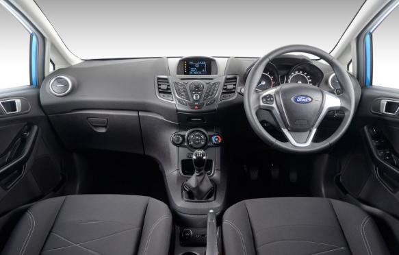 2018 Ford Fiesta 1.0L EcoBoost Sedan Review