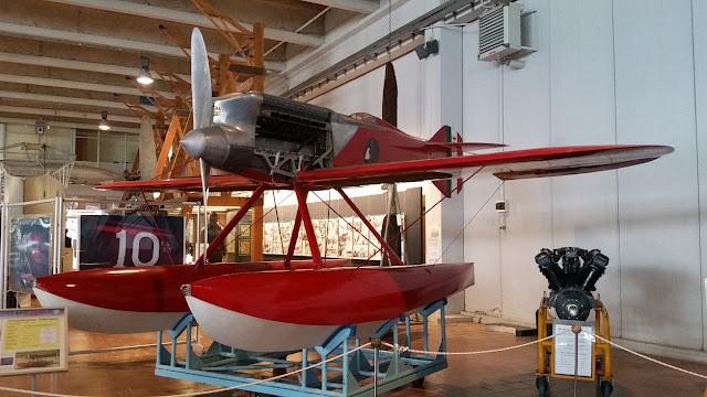 1/144 Fiat C.29 diecast metal aircraft miniature