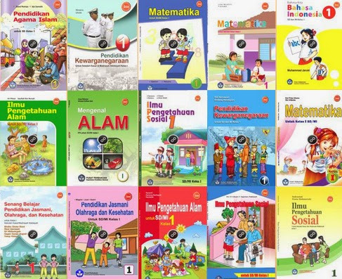 Download Buku Kurikulum  Sd Mi Kelas  Lengkap