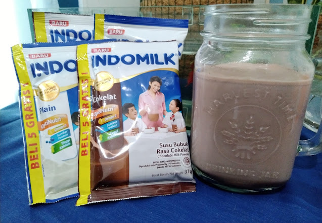 Dukung Tumbuh Tinggi Tangguh Tanggap Anak dengan Indomilk Susu Bubuk
