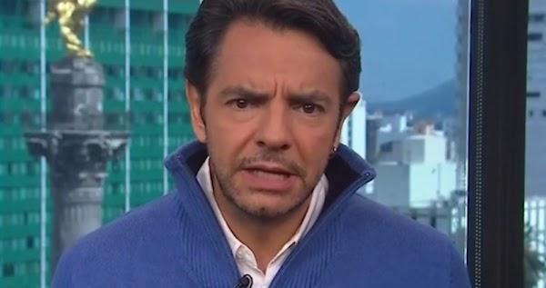 No caigamos en las locuras del mediocre de López Obrador:  Eugenio Derbez