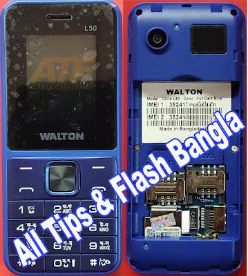 Walton L50 Flash File