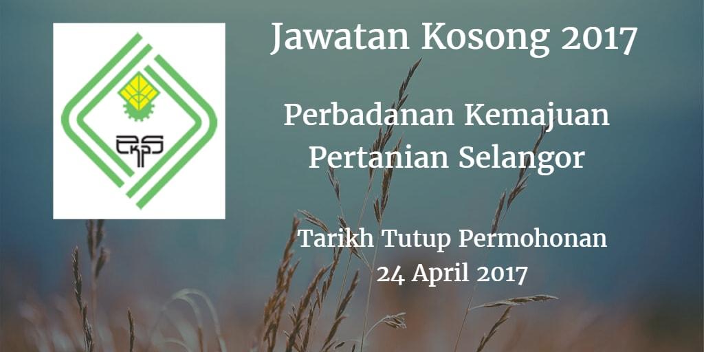 Jawatan Kosong PKPS 24 April 2017