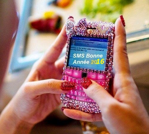 Mobile SMS Bonne année 2016