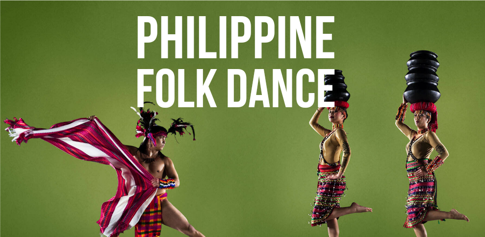 brief history of philippine folk dance