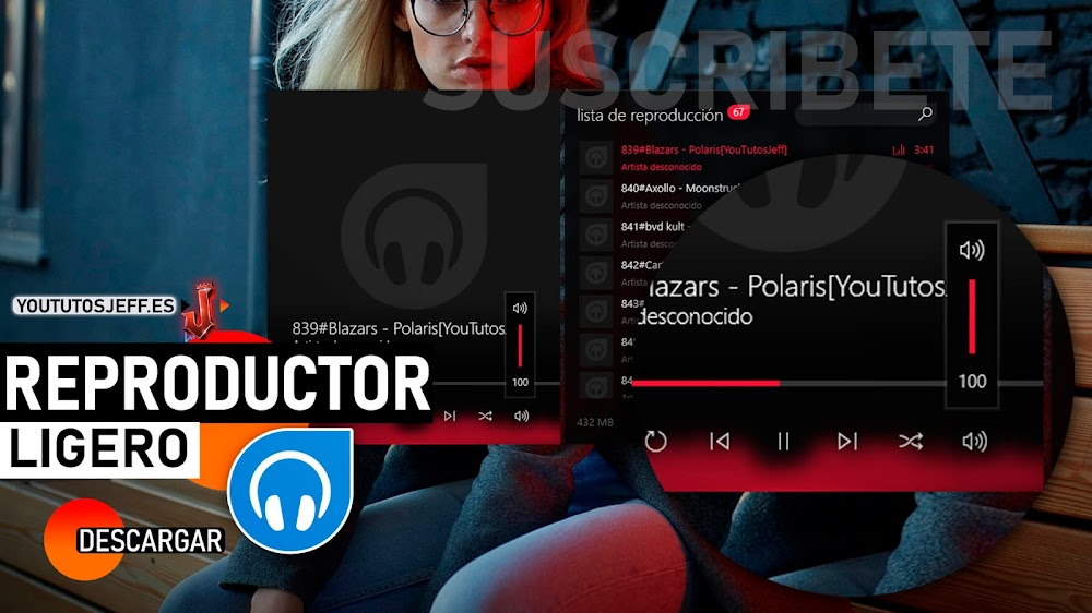 Descargar Dopamine para PC GRATIS, Reproductor de Música Ligero