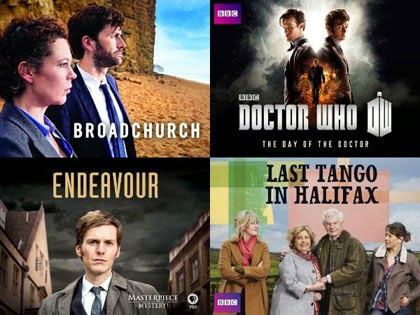 Our Favorite British TV Shows of 2013 (Plus News on Many of