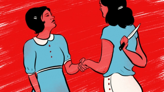 Những kẻ thích nói xấu sau lưng, hẹn nhát chắc chắn có đặc điểm này, nên tránh xa