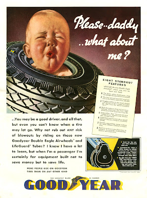 Goodyear - Please Daddy What About Me?