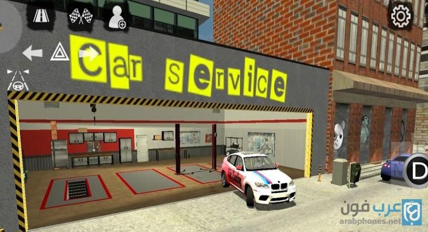 لعبة car parking مهكرة اخر اصدار للايفون